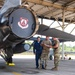 Romanian Visit Continues Partnership With Dannelly Field Maintainers