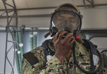 Afloat Training Group Western Pacific Trains Blue Ridge Sailors