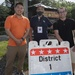 New Jersey Air Guardsmen Support Primary Election