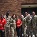 CMSAF Visits Wright-Patterson