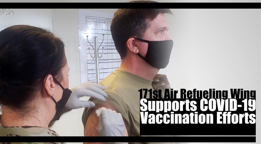 171st Supports COVID-19 Vaccination Efforts