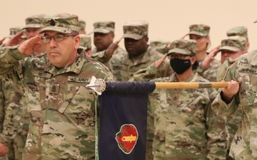 63rd Readiness Division's HHD changes command [Image 1 of 7]