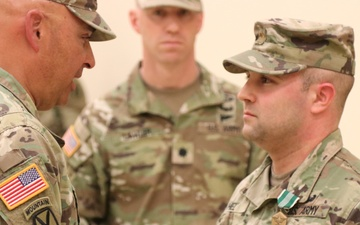 63rd Readiness Division's HHD changes command [Image 4 of 7]