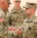 63rd Readiness Division's HHD changes command