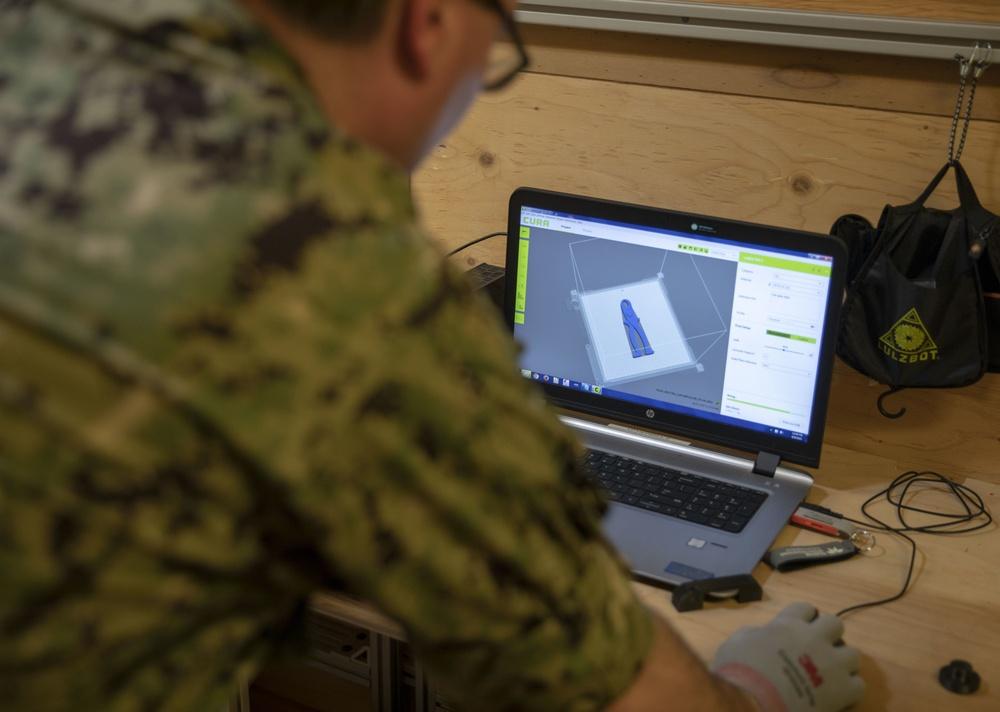 SERMC 3D Printing Lab