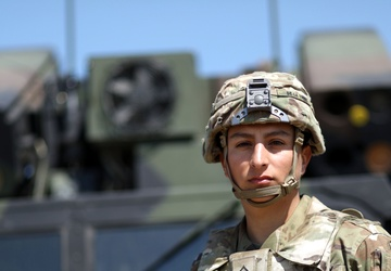 Know Your Defender: Pfc. Anthony DeLaTorre, U.S. Army
