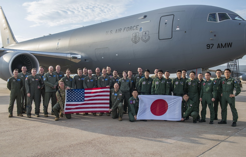 Strengthening U.S.-Japan alliance through pilot training at Altus Air Force Base