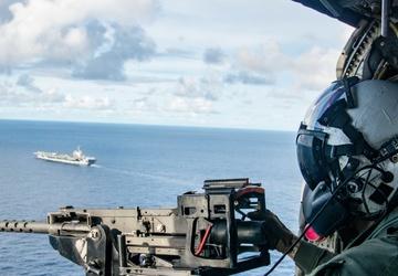USS Ronald Reagan (CVN 76) Small Boat Operations