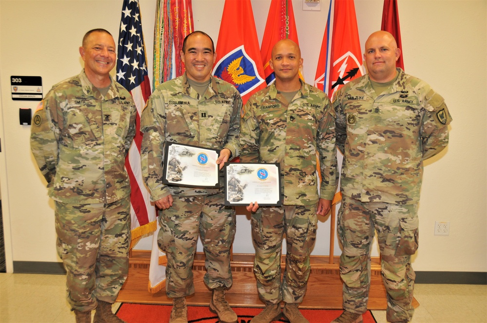 Pacific Signaleers Recognized for Supporting USARPAC Mission Readiness