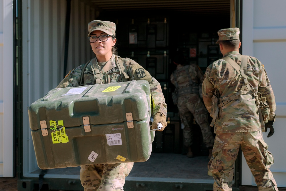 131 FH flexes expeditionary readiness at Bliss