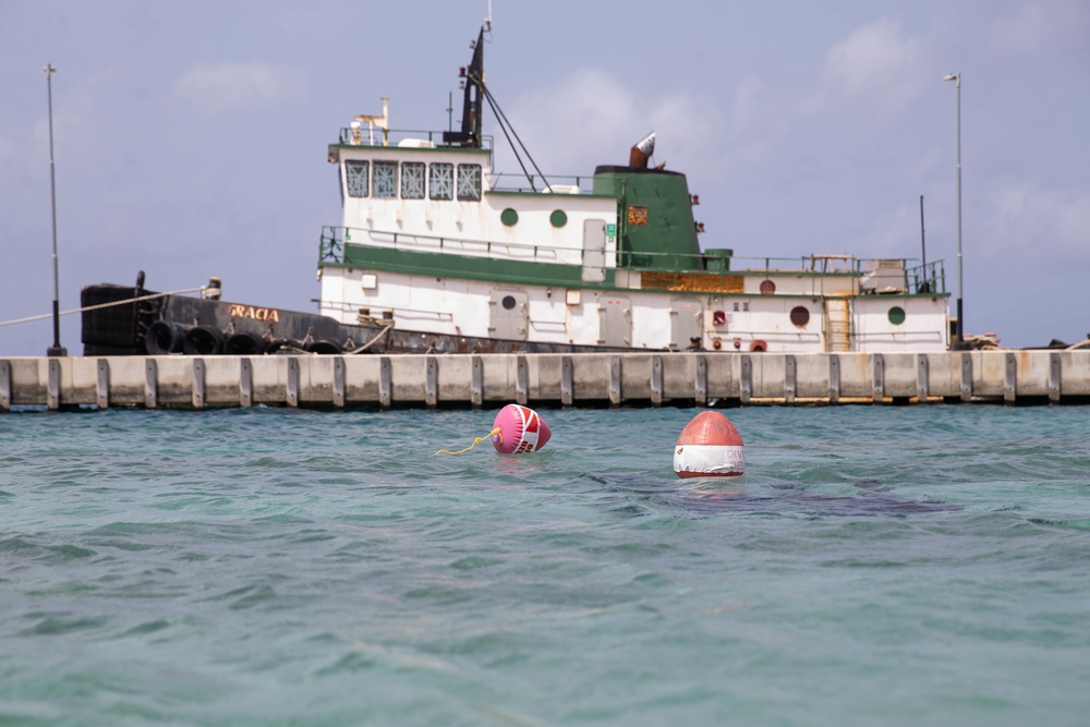 2d Recon Exercise Caribbean Coastal Warrior - 2021