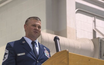 Cecil concludes 24-year Kentucky Air National Guard Career