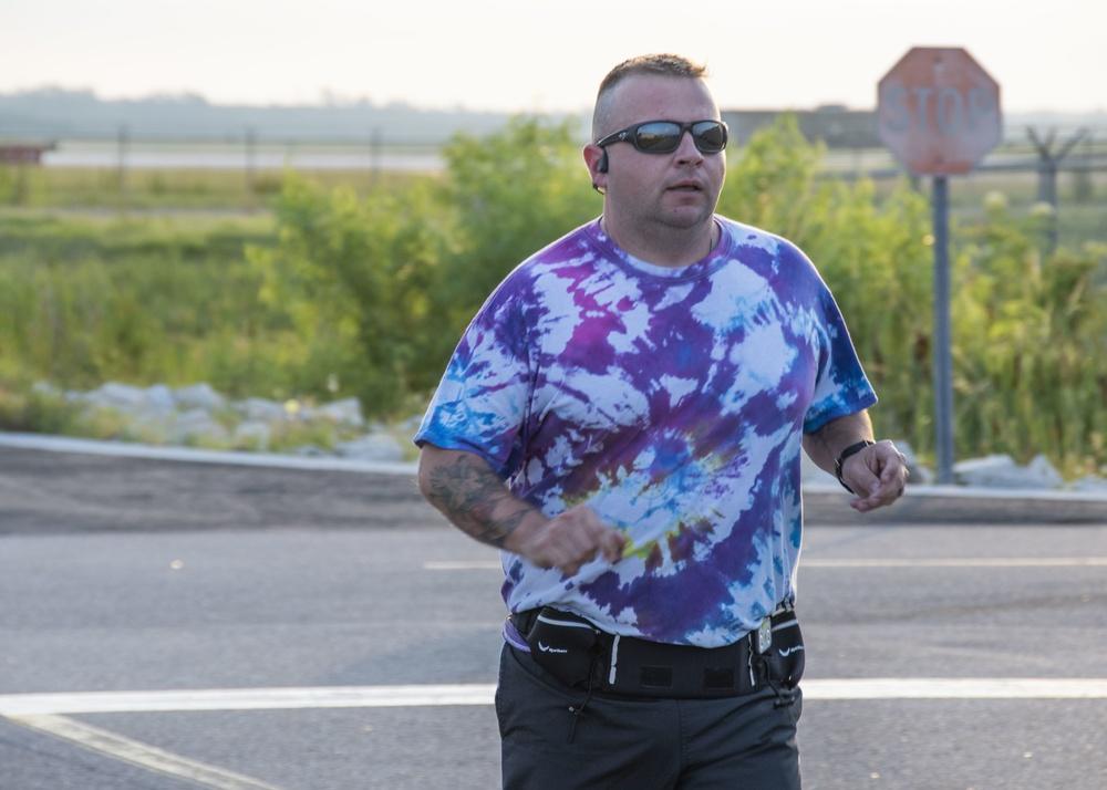 Airmen Run 5K With Pride