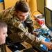 51st CES Airmen get a birds eye view