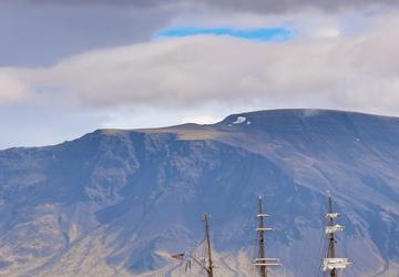 USCGC Eagle arrives in Iceland, hosts U.S.-Iceland meeting