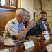 U.S. Coast Guard meets with Department of State, Iceland Allies