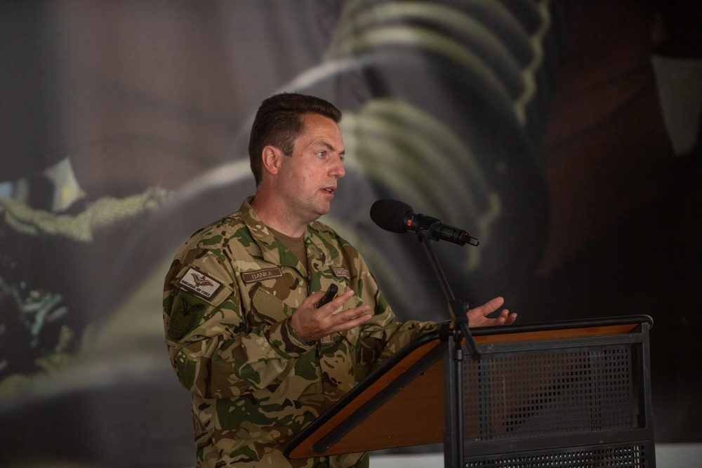 Stronger together: EPF event fosters effective military relationships