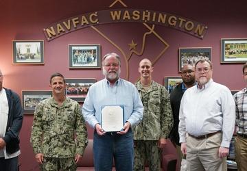 Marine Veteran and Civil Servant's Career is a Roadmap for Success