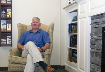 My Roots are Getting Deep: Jim Ellis Retires, Plans to Stay in Area