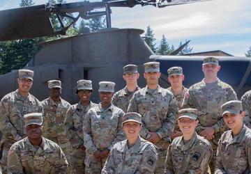 Raptor Soldiers Become Ambassadors to Combat Sexual Assault & Harassment