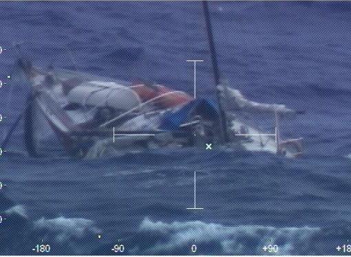 Sailing vessel Katharina adrift 400 miles south east of Long Island
