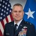 Official Portrait Maj Gen William G. Holt, II