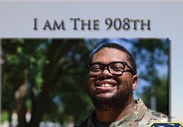I am The 908th: Master Sgt. Randy Stephens