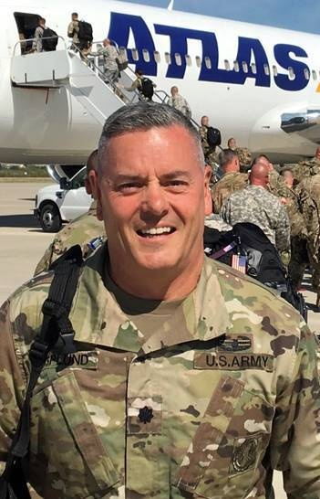 Tennessee Guardsman, Powell native, retires