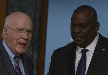SECDEF and CJCS Testify before the Senate Armed Services Committee