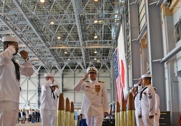 NAF Misawa Changes Command