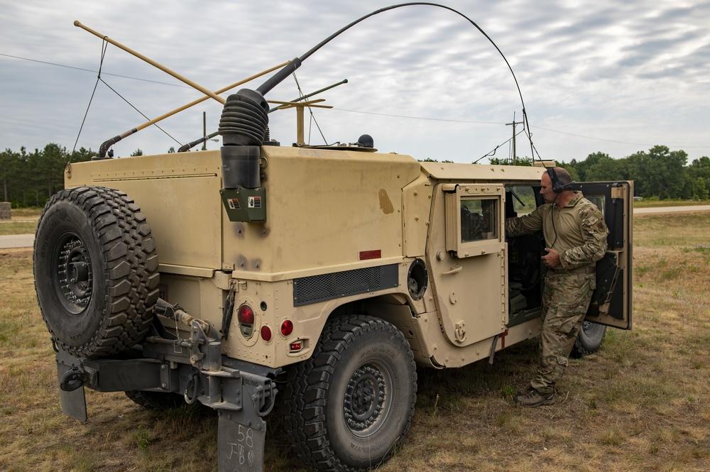 NC ASOS Airmen participate in simulated medevac operations at PATRIOT 21