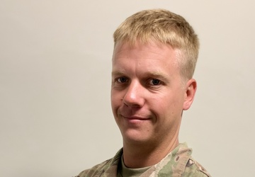 Sgt. Chad Phillips (Competitor: USARCENT Best Warrior Competition 2021)