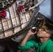 Sailor Inspects F/A-18A Super Hornet Aboard USS Carl Vinson (CVN 70)