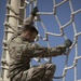 U.S. Army Central 2021 Best Warrior Competition obstacle course event