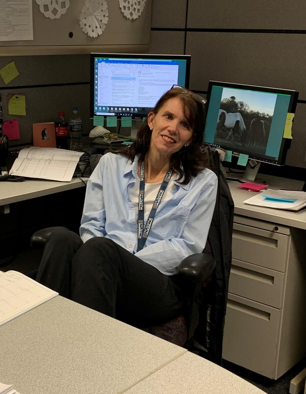 Nicole Hernandez, NAVFAC Washington environmental compliance line leader