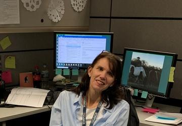 Nicole Hernandez Selected as Environmental Compliance Line Leader for NAVFAC Washington
