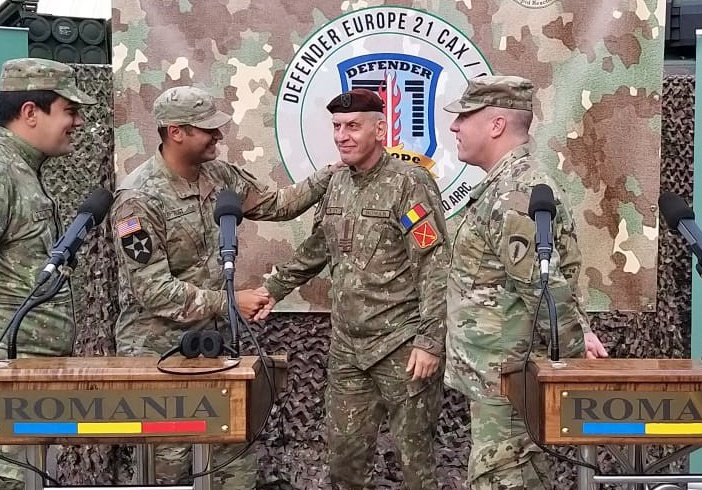 Army Reserve liaison Soldiers connect Nations