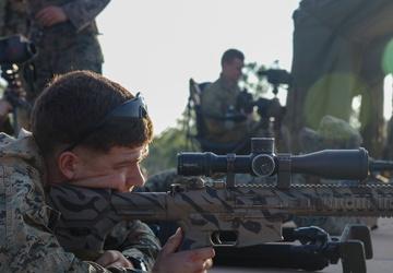 Exercise Southern Jackaroo: sniper range