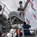 USS Shiloh Signaling Exercise with Royal Singapore Navy June 17, 2021