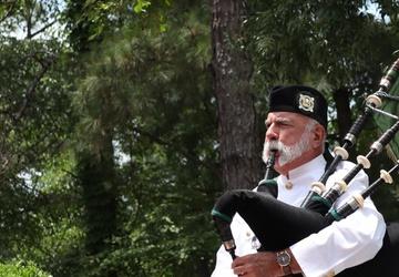 Col. Lawrence G. Ferguson Promotion Ceremony