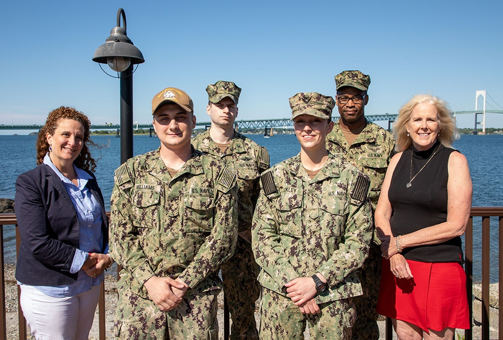 NUWC Division Newport employees get vaccinations through partnership with Naval Health Clinic New England