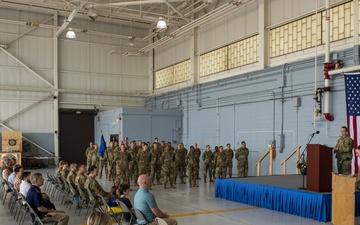 111th Civil Engineer Squadron Re-Activates