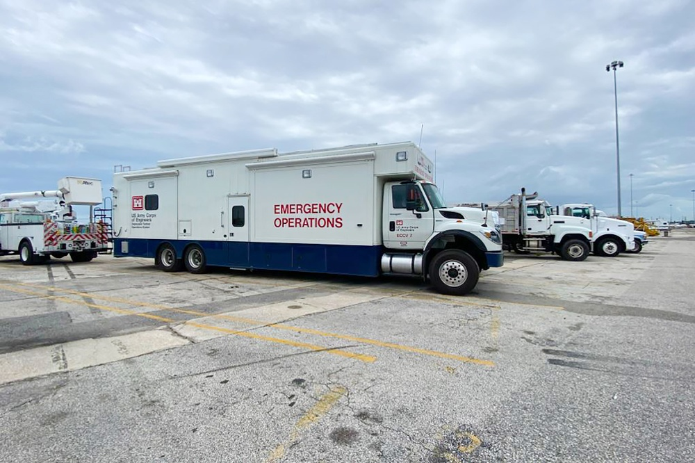 USACE deploys DTOS vehicles to Puerto Rico