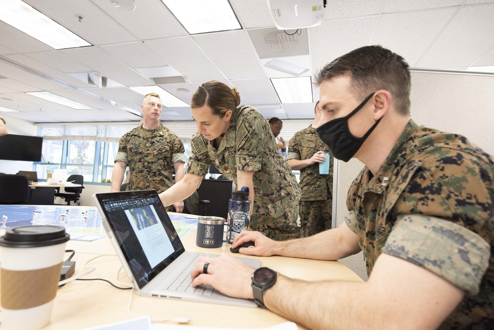Game On! NPS' Wargaming Week Ties Tactics, Strategy to Improve Defense Planning