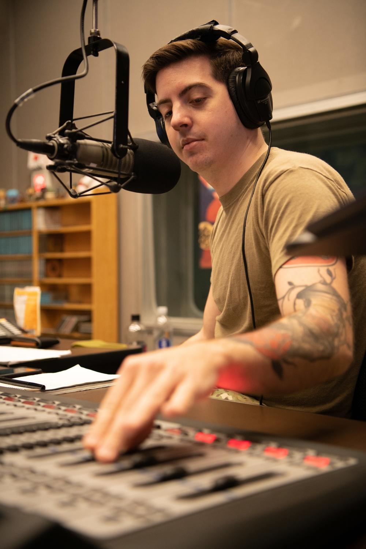 "SSgt ""Sam"" Burns - Radio Personality"