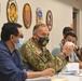 JTF-B hosts local commonwealth representatives at Soto Cano