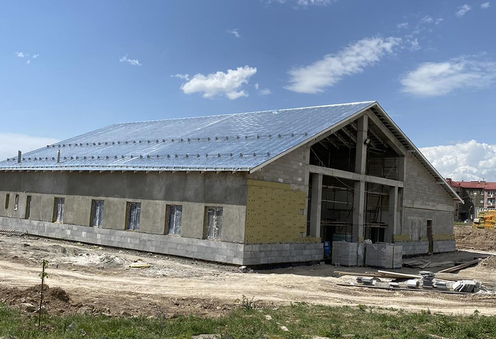 U.S. Army construction projects in Armenia to aid local emergency response and firefighting capabilities