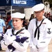 NOSC San Antonio Sailors participate in Navy Day at the Alamo