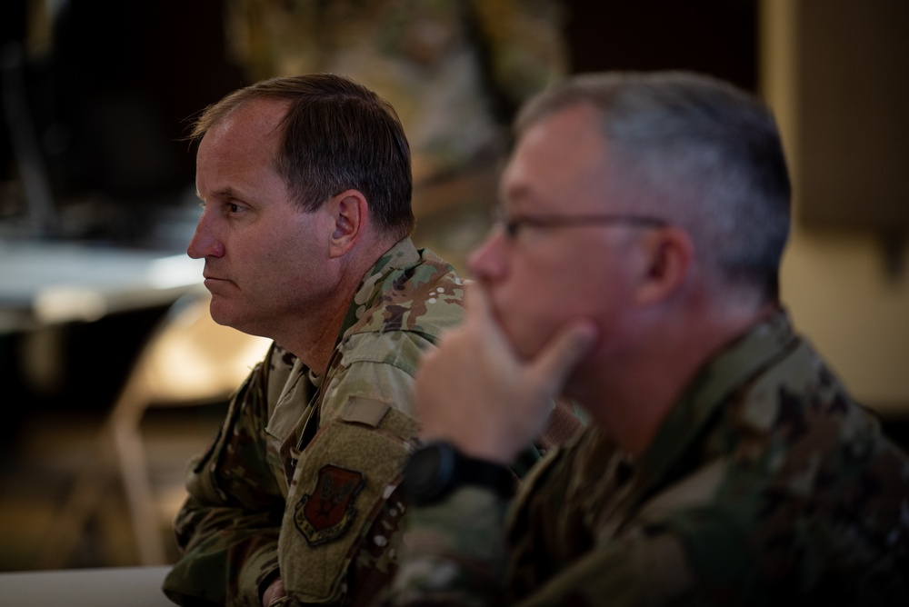 SJAFB and Fort Bragg participate in JFCE-21
