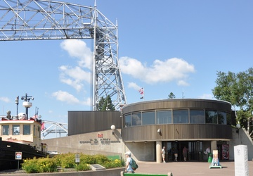 Lake Superior Maritime Visitor Center reopens